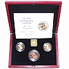 Gold Proof 3 Coin Sets